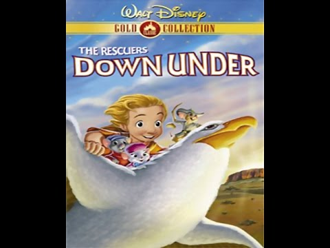 Download Opening to The Rescuers Down Under 2000 VHS