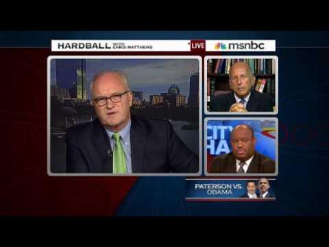 New York governor's race Hardball Chris mathews