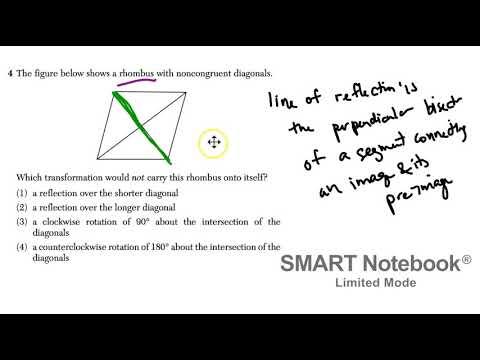January 2019 Geometry Regents Video Answer Key MC 1-12