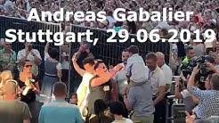 Andreas Gabalier Stuttgart 29.06.2019