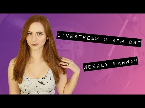 Little Mix, Marika Hackman and alt-J | New Music Chat | LIVESTREAM | weekly wahwah