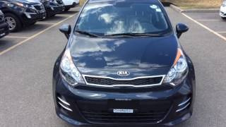 2017 Kia Rio 5 EX for Guy