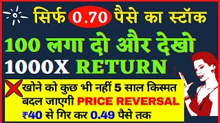 PENNY STOCKS TO BUY NOW | MULTIBAGGER STOCKS TO BUY TODAY | PENNY SHARES 2021