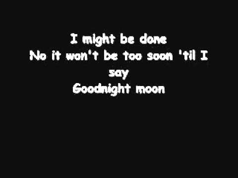 Shivaree - Goodnight Moon Lyrics - YouTube