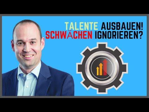 EIGENE SCHWÄCHEN IGNORIEREN? Interview mit Stärken-Trainer Frank Rebmann