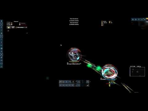 DarkOrbit - VS Zarokk | & | Hangman [Europa Global]