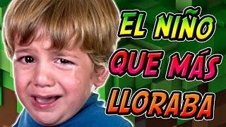 EL NIÑO QUE MÁS LLORA EN MINECRAFT | TOP TROLLEOS Semana #148 | Josemi