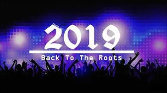 Back To The Techno Hands UP ROOTS   Special 2019 MEGA 112min Remix[MIX]