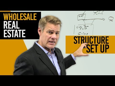 Wholesaling, Taxes & Asset Protection (Best Structure Set-up!)