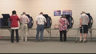 Voting booth problems in Richland county