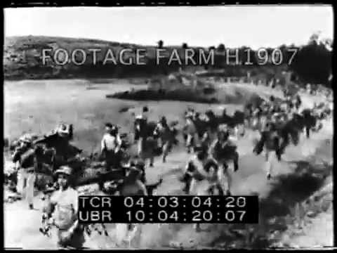 1950s - Indochina War H1907-03 | Footage Farm