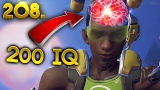 200 IQ Lucio Tactics..!! | OVERWATCH Daily Moments Ep. 208 (Funny and Random Moments)
