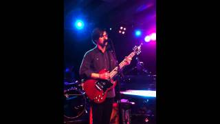 """Bright Eyes """"Nothing Gets Crossed Out"""" Scala, London"""