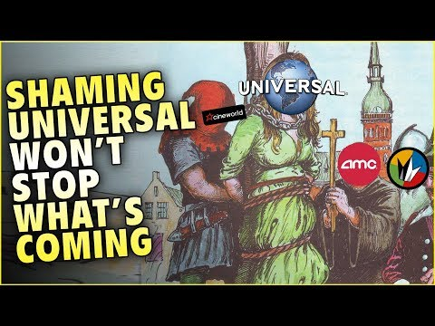 Here's Why AMC & Regal Are Failing To Shame Universal