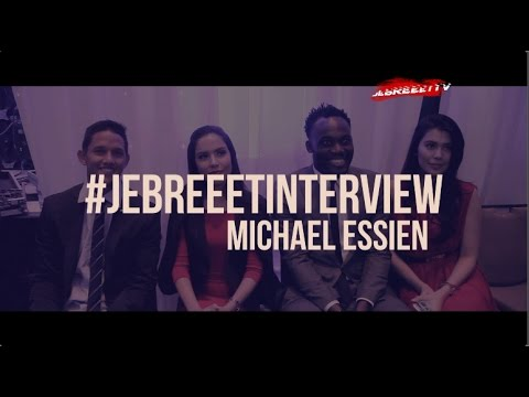 JEBREEETINTERVIEW :  MICHAEL ESSIEN #GOJEKTRAVELOKALIGA1