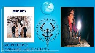 CASOS DEL GRUPO HEPTA por GRUPO HEPTA