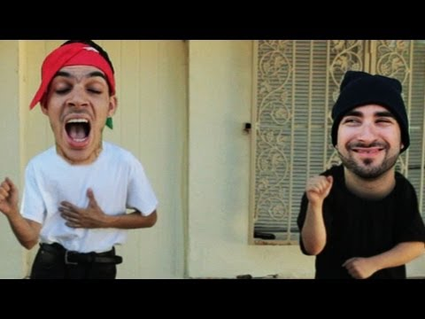 "LiL MoCo - ""BORRACHO"" Ft. GrassHOPPER Music Video - ( Faded Parody )"