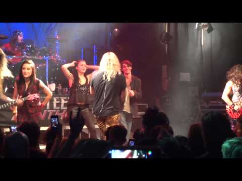 Jump - Steel Panther with RJ Mitte - 10/6/13
