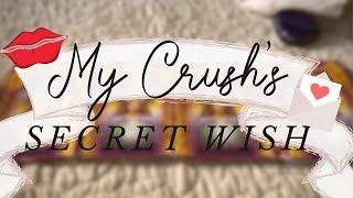 WHAT DOES MY CRUSH SECRETLY WISH TO TELL ME? | PICK A CARD TIMELESS READING
