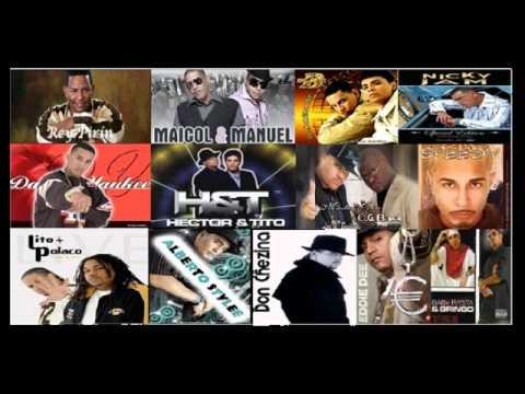 Ya Llego La Noche - Maicol & Manuel (reggaeton Underground)