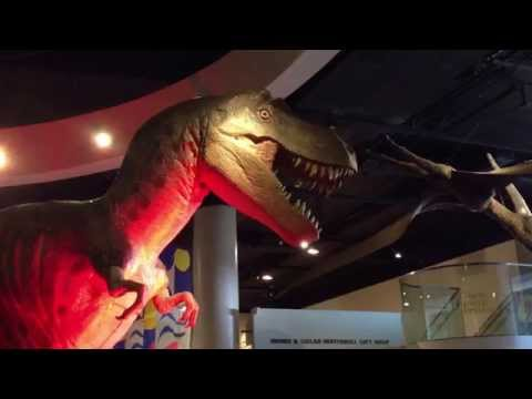 Dinosaurs Unleashed at Bishop Museum, Oahu