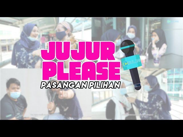 Jujur Please! Rakyat Malaysia Suka Pasangan Yang Macam Mana?