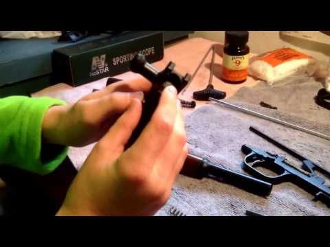 How to Field Strip and Clean the SKS!
