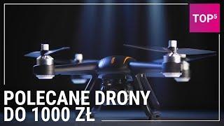 Jakiego drona wybrać do 1000 zł? TOP 5