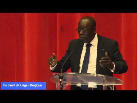 Conférence ABT à Liège - Belgique