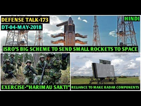 Indian Defence News:ISRO'S Big Scheme,Reliance to make Radar,Indo-Malaysia exercise(Harimau Sakti)