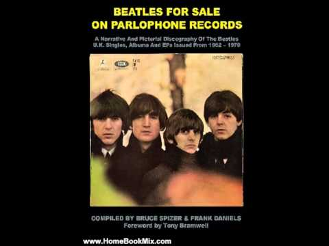 Home Book Review: Beatles For Sale on Parlophone Records by Bruce Spizer, Frank Daniels