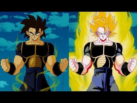 DBS Brogeta VS Mastered Ultra Instinct Goku | DBS Broly and Vegeta Fusion in Dragon Ball Evolve