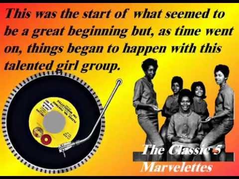 The Marvelettes - Please Mr Postman (Aug. 1961) HQ