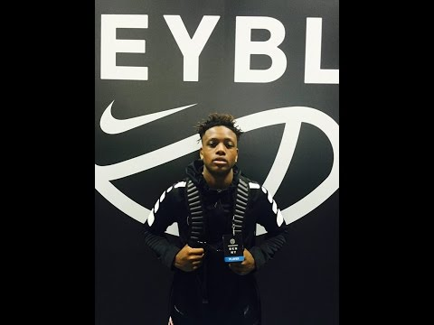 New Recruit Media LLC presents: 2016 6'3 Keith McGee NIKE EYBL Collector's Edition
