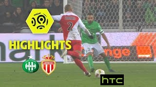 Video Gol Pertandingan AS Monaco vs Saint-Etienne