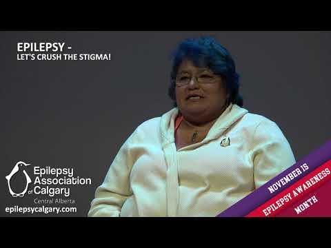 Angela - Epilepsy Association of Calgary Central Alberta