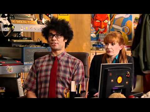Download The IT Crowd - Fire at a Sea Parks