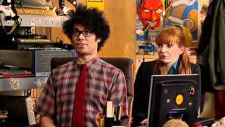 The IT Crowd - Fire at a Sea Parks