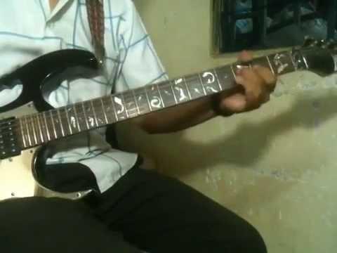Guitar Cover by Vanthai | Men Som lab klon dory sa srey