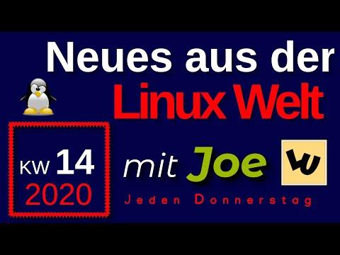 💻 Neues aus der Linux Welt - Mit Joe - KW 14-20 - Linux News Deutsch 💻 Linux Umsteiger