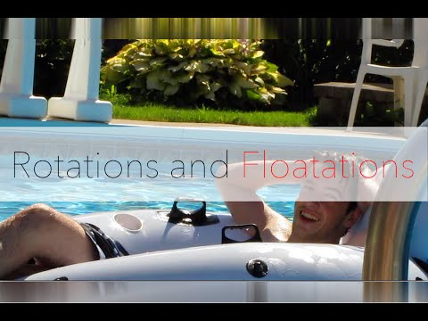 Rotations and Floatations