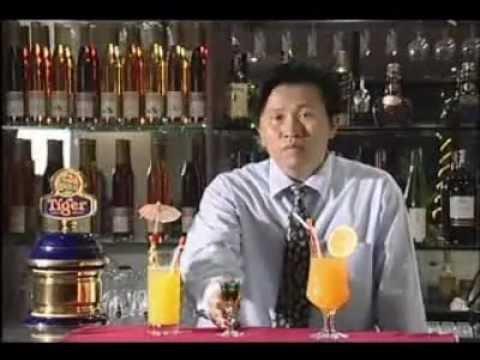 Chuyên gia pha chế Nguyễn Thế Hùng dạy pha chế trên VTC