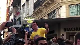 BOLSONARO ESFAQUEADO!!!!!!!!!!!!