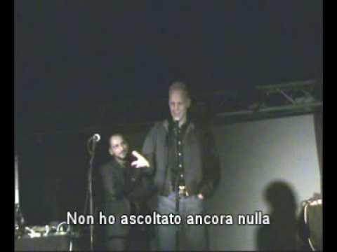 Jorg Buttgereit Interview @ PRE Final Fest in Roma