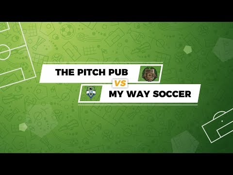 Napoli Soccer League | Semifinale Di Andata| Top Level | The Pitch Pub Vs My Way Soccer
