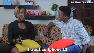 iPhone11 | African Home | Mc Shem Comedian
