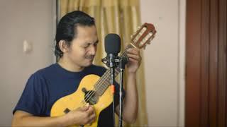 SECUKUPNYA - HINDIA (Cover & Lirik) | Josh Sitompul