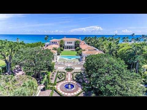 $135,000,000! One Of The Most Significant Properties On Palm Beach