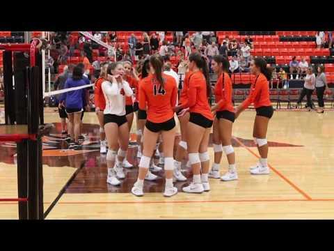 Aledo vs. Waco Midway Volleyball Highlights