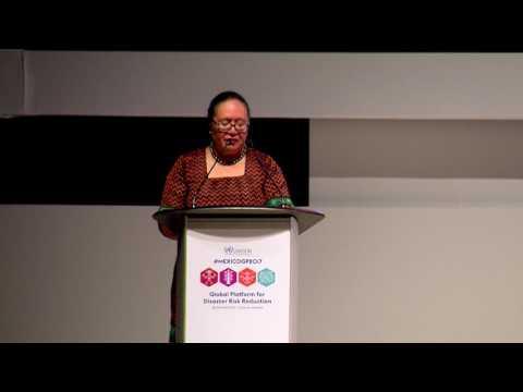 UN-OHRLLS: Official statement at the Global platform for Disaster Risk Reduction 2017